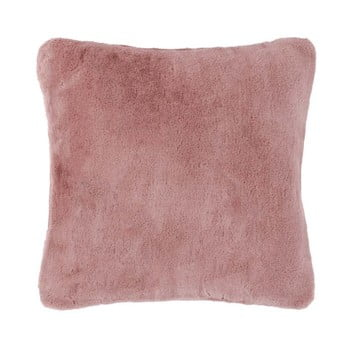Pernă Tiseco Home Studio Rabbit, 45 x 45 cm, roz imagine