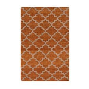 Vlněný koberec Kilim no. 808, 120x180 cm