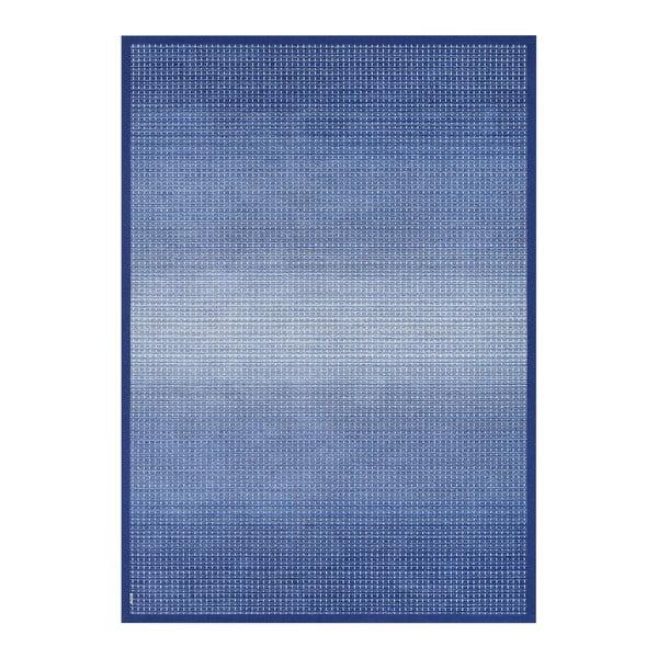 Covor reversibil Narma Moka Marine, 160 x 230 cm, albastru