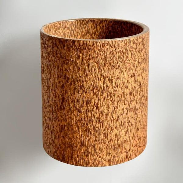 Palmová váza Wood, Caspo, 25 cm