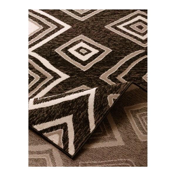 Šedý koberec Prime Pile, 240x330 cm