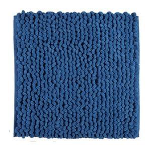Tmavě modrá koupelnová předložka Aquanova Luka, 60x60cm