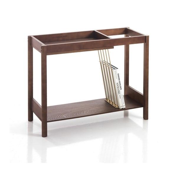 Dřevěný konzolový stolek Tomasucci Billa, 75x30x60cm