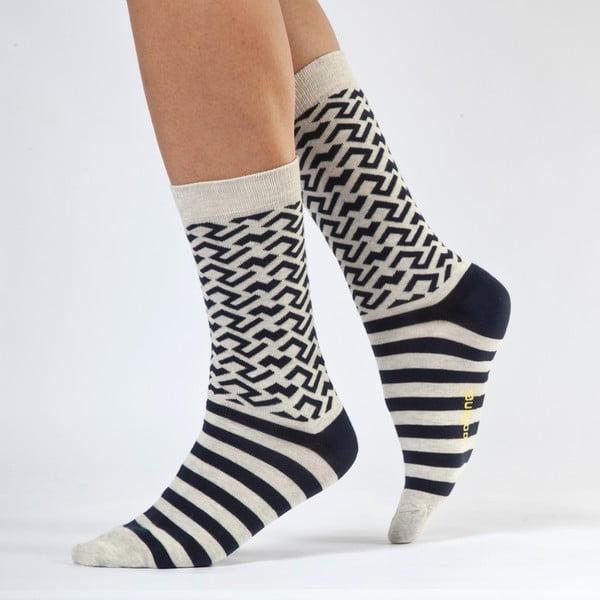 2 páry ponožek Flow, velikost 41-46