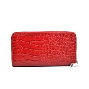 Červená dámská peněženka Anna Luchini Muro