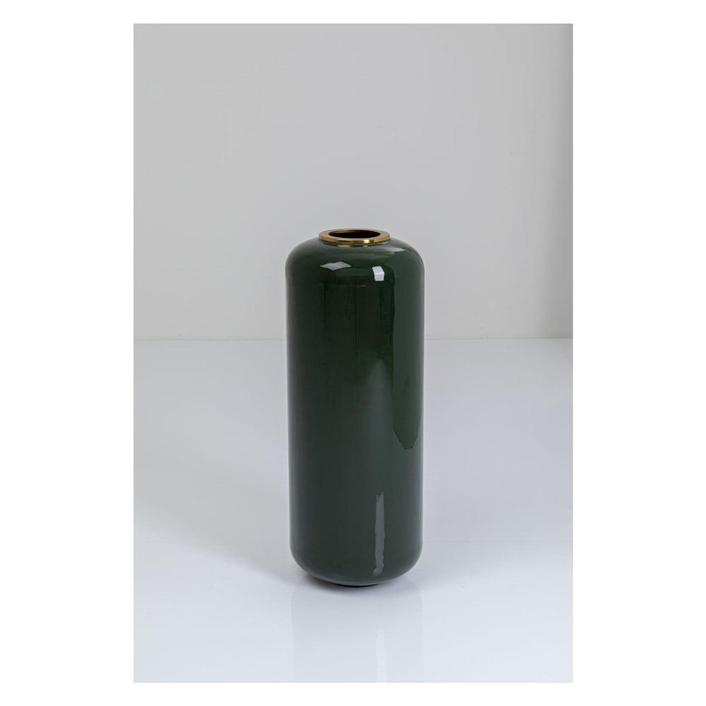 Zelená váza Kare Design Charme