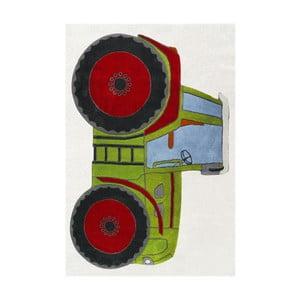 Covor pentru copii Happy Rugs Tractor, 120x180 cm