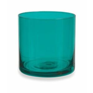 Sada 6 tyrkysově modrých sklenic Villa d'Este Cala Kondal, 420ml