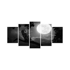 Vícedílný obraz Black&White no. 41, 100x50 cm