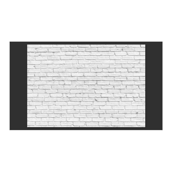 Tapet format mare Artgeist Stone, 400 x 280 cm, alb