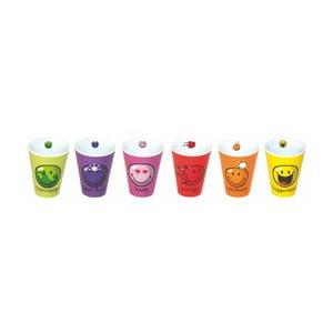 Set 6 cești espresso Incidence Happy Colors