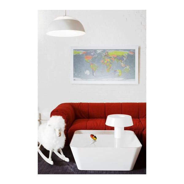 Mapa světa The Future Mapping Company Classic World Map, 130 x 72 cm