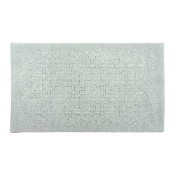 Koberec Patch 80x150 cm, šedý