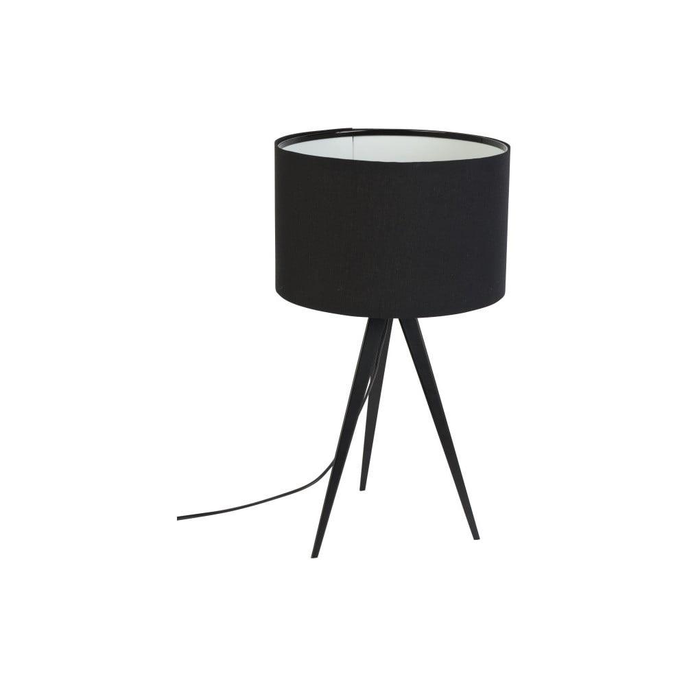 Černá stolní lampa Zuiver Tripod Zuiver