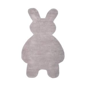 Dětský koberec Bunny Gris, 85x140 cm