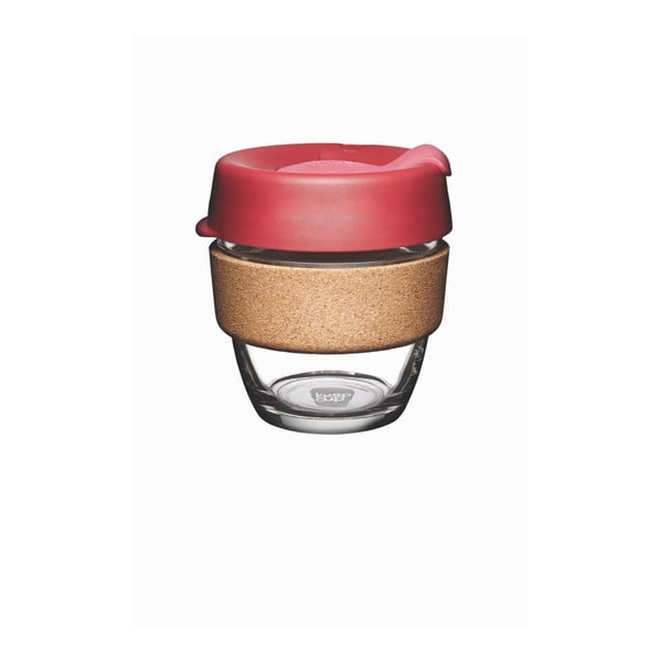 Cestovný hrnček s viečkom KeepCup Brew Cork Edition Thermal, 227 ml