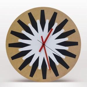 Nástěnné hodiny Flash, 40 cm