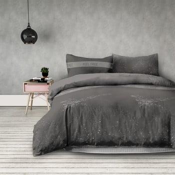 Lenjerie de pat din microfibră AmeliaHome Eagle, 140 x 200 cm + 63 x 63 cm