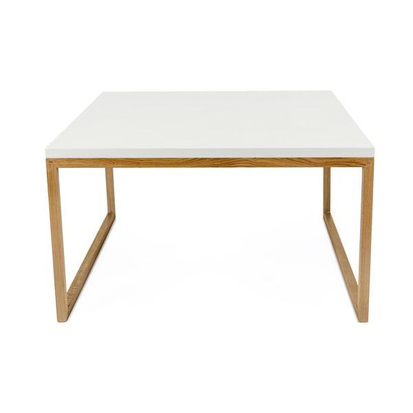 Biały stolik Woodman Cubis
