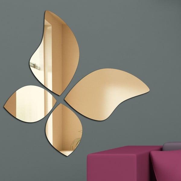 Dekorativní zrcadlo Motýl