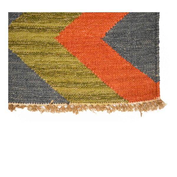 Ručně tkaný koberec Multi Ethno, 140x200 cm