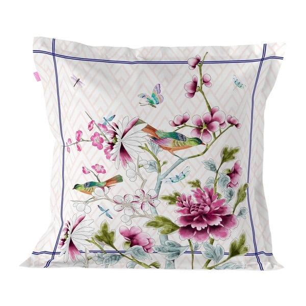 Bawełniana poszewka na poduszkę Happy Friday Kyoto, 60x60 cm