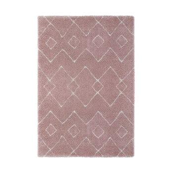 Covor Flair Rugs Imari, 120 x 170 cm, roz – crem de la Flair Rugs