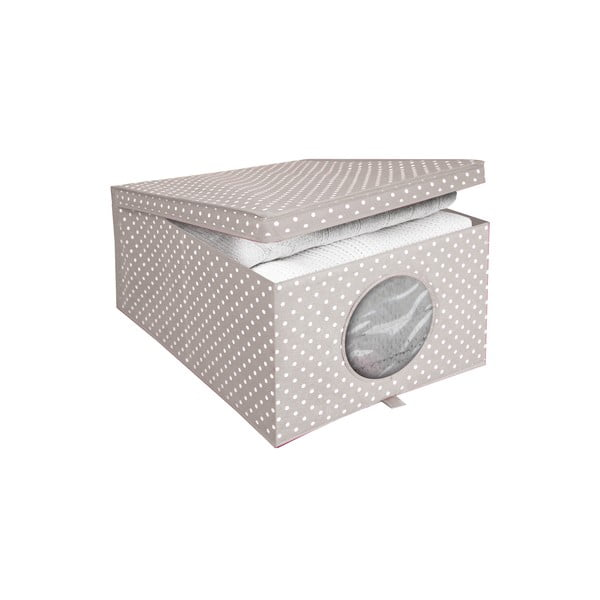 Úložný box na oblečení Ordinett Camarque, vel.L
