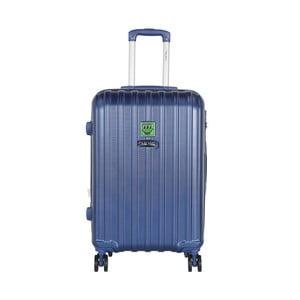 Tmavě modrý cestovní kufr LULU CASTAGNETTE Edge, 71l