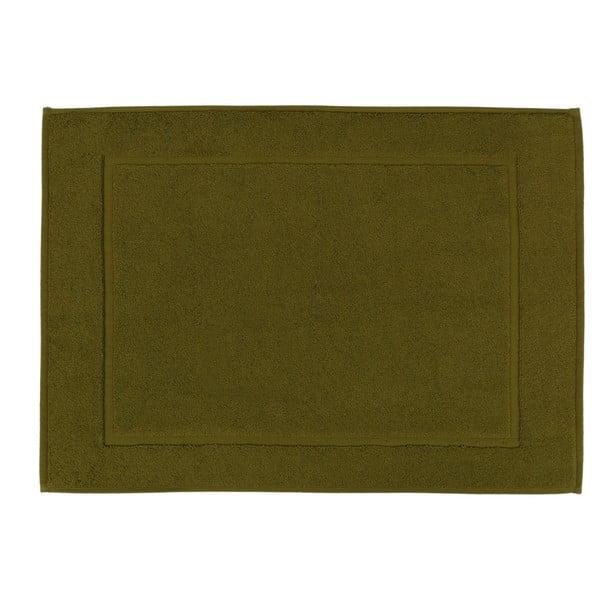 Zielony dywanik łazienkowy Betty,50x70cm
