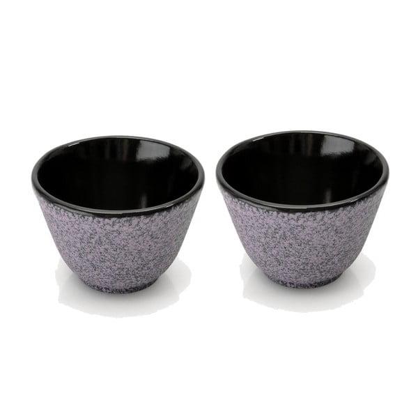 Set 2 kalíšků na čaj Stone