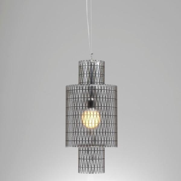 Závěsné svítidlo Nippon Emporium, černé