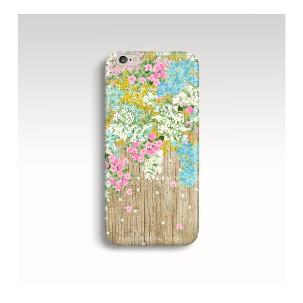 Obal na telefon Wood Garden pro iPhone 6/6S