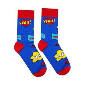 Bavlněné ponožky Hesty Socks Bang!, vel. 39-42