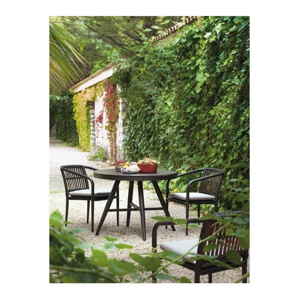 Zahradní židle s područkami Geese Johnny