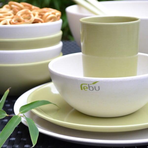 Bambusový salátový příbor Olive