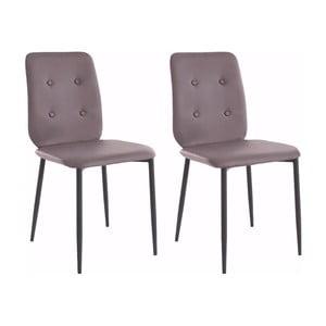 Sada 2 židlí Støraa Largo Capp