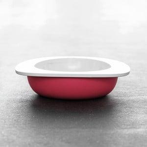 Dětská miska, červená
