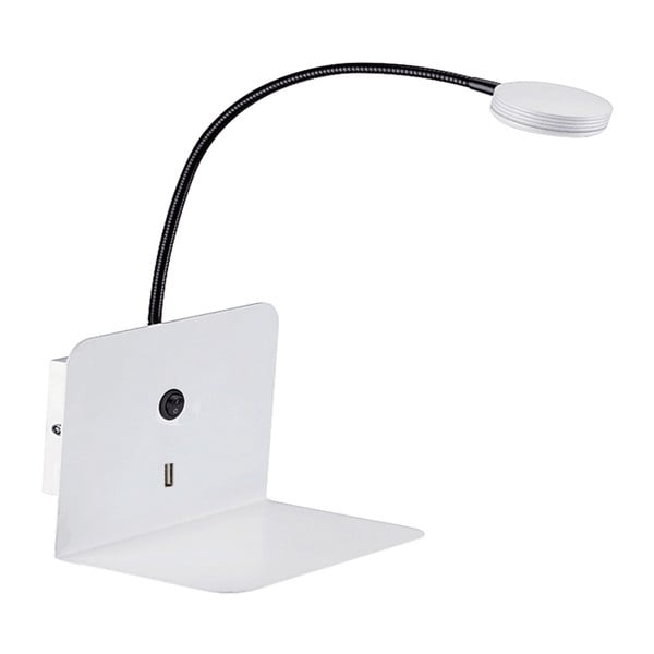 Malvo falilámpa USB porttal - SULION