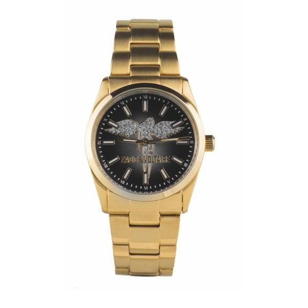 Dámské hodinky zlaté barvy Zadig & Voltaire Phoenix