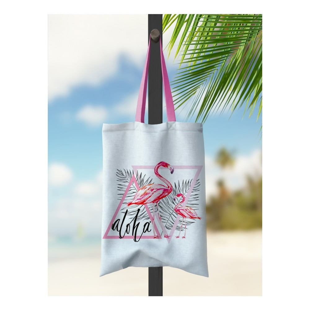 Plážová taška Kate Louise Aloha
