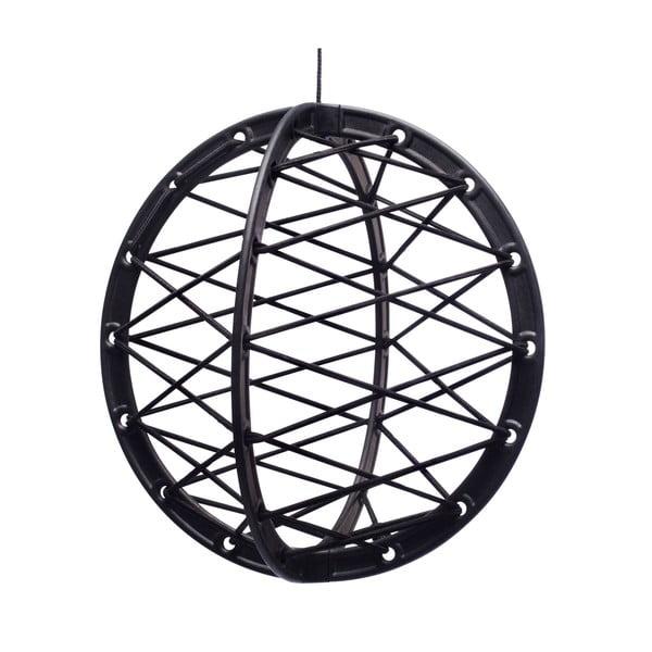 Závěsná úložná koule Black Pluk