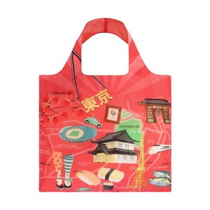 Skládací nákupní taška Tokyo