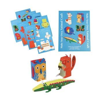 Set pentru copii de asamblare animale 3D Rex London