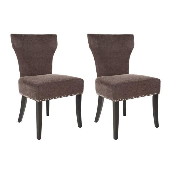 Sada 2 židlí Gavin