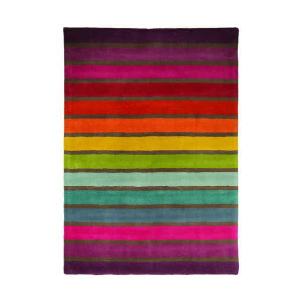Covor din lână Flair Rugs Illusion Candy, 80 x 150 cm