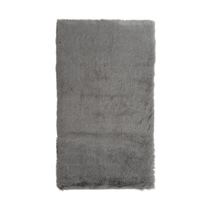 Šedý koberec Soft Bear, 80x140cm