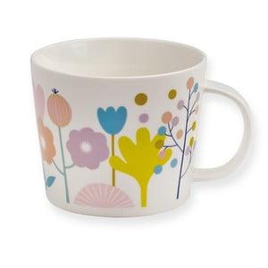 Porcelánový hrnek MiniLabo Flowers