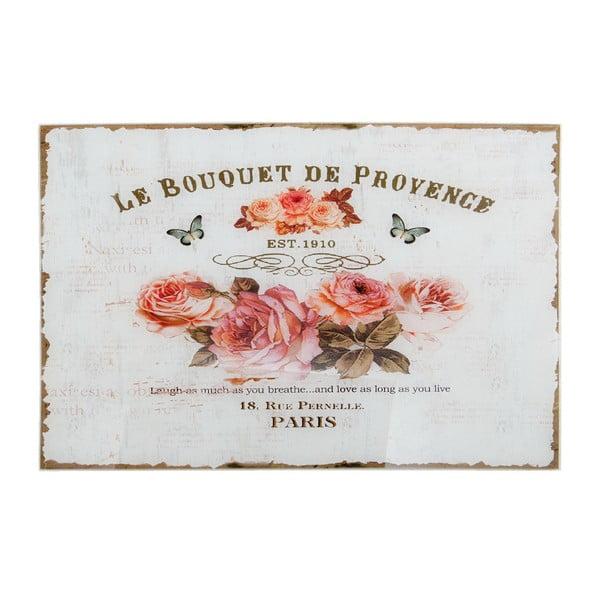 Skleněný obraz Le Bouquet, 60x40 cm