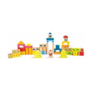 Dřevěná hračka Legler Bricks